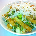 Chinese Chickenless Salad