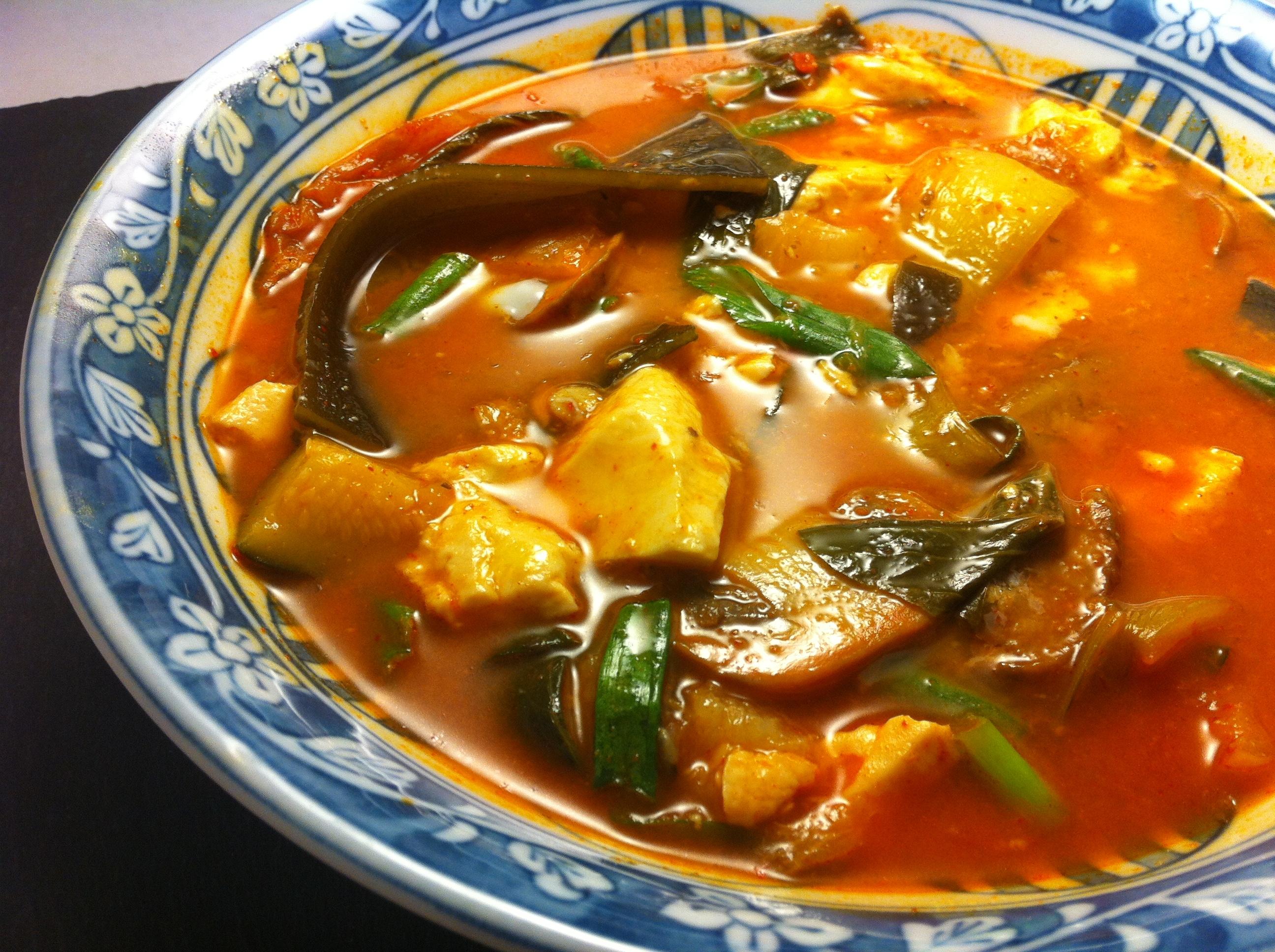 ... soondubu jjigae soft tofu so i made soondubu jjigae soondubu jjigae