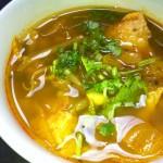 Samusa Soup