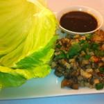Chinese 5 Spice Tofu Lettuce Wraps