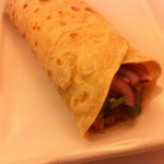 Paneer & Egg Khati Roll