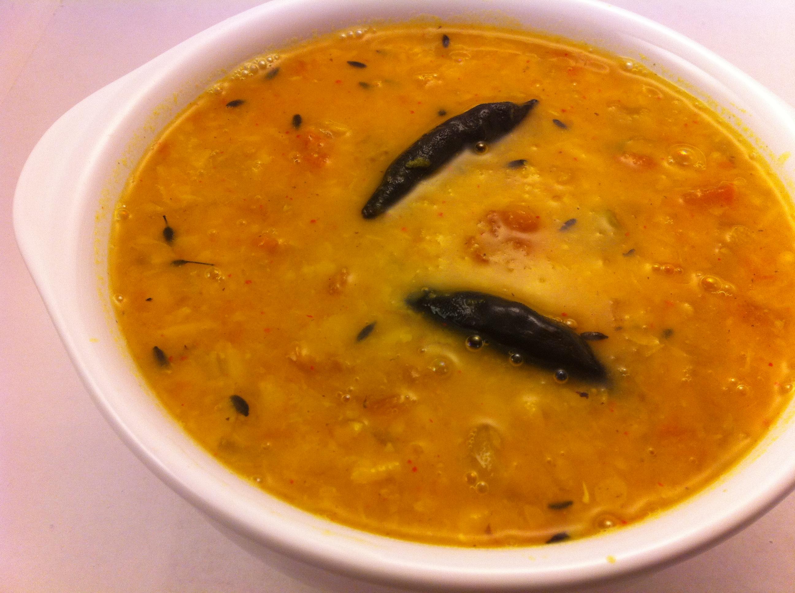Tadka Dal - Mayabugs's Recipes