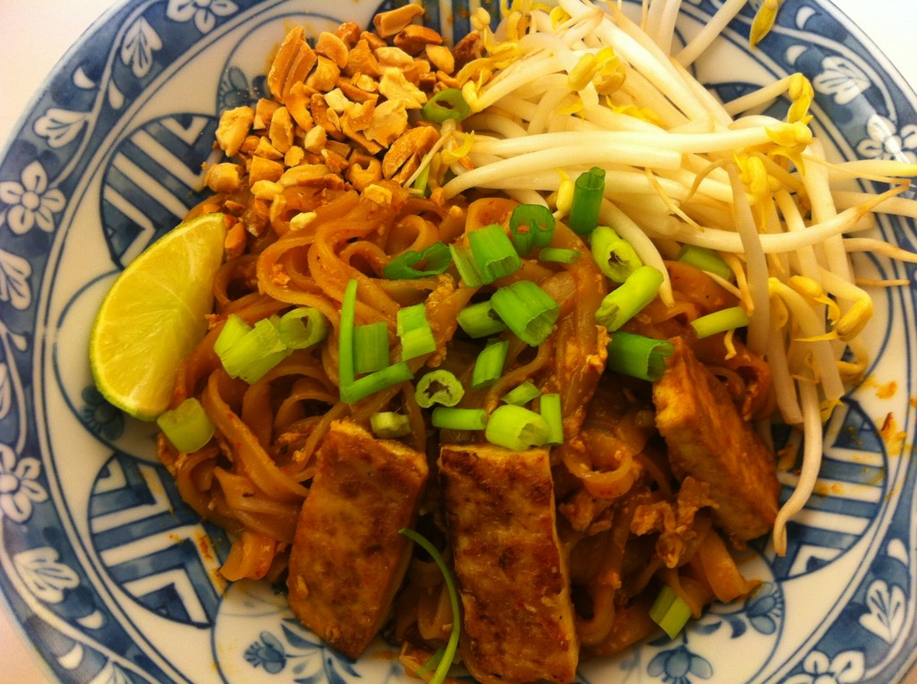 Vegetarian Pad Thai - Mayabugs's Recipes