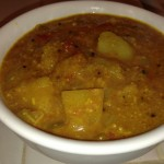 Batata Rassa Marathi Potatoes Wet Gravy