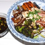 vermicelli with charred vegetables and tamarind sauce 7