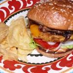 American Veggie Burger