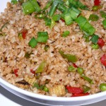 Indo Chinese Fried Rice 2