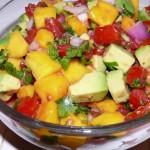 Mango & Avocado Salsa 2
