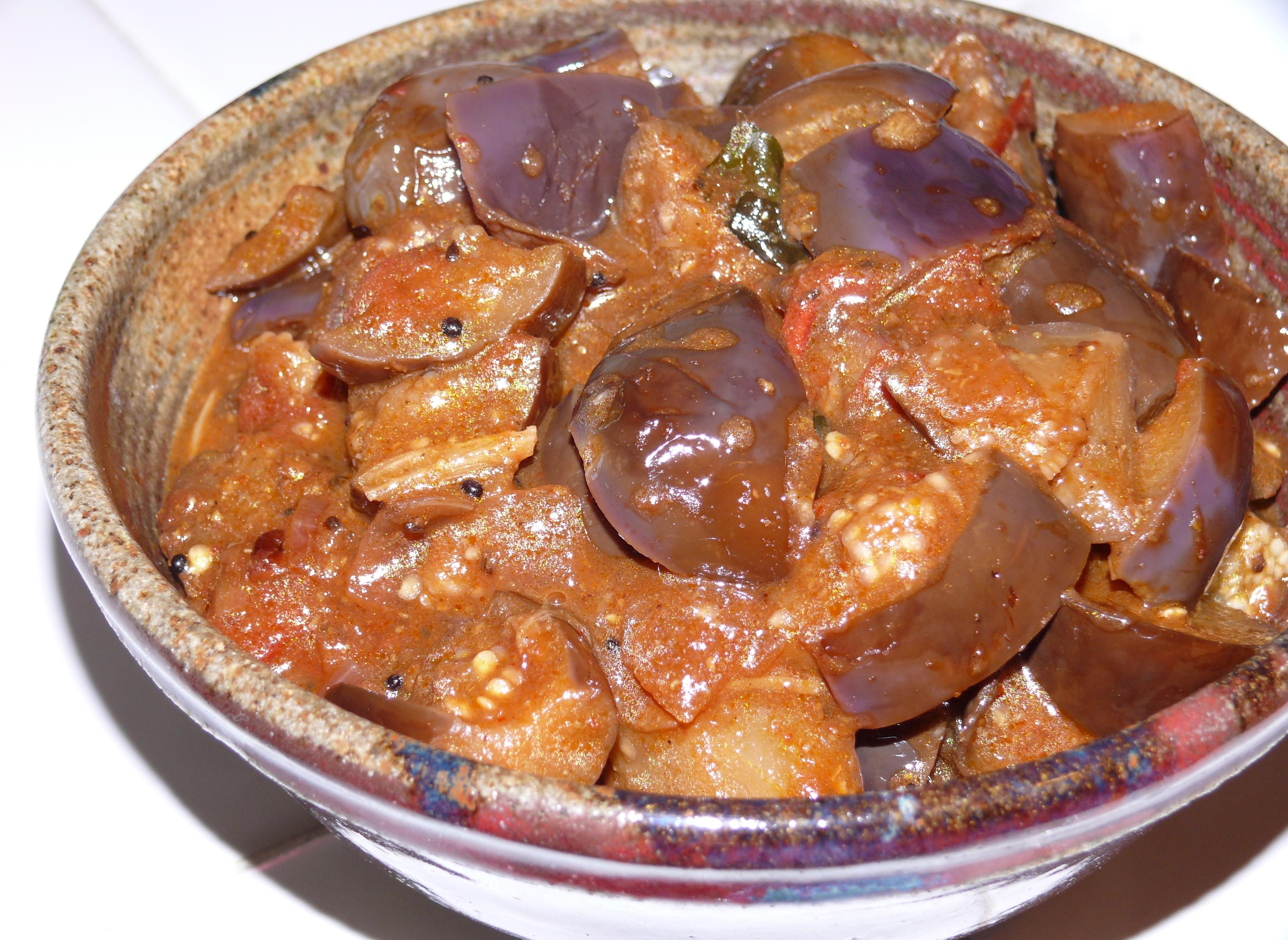 Tamarind Eggplant 2