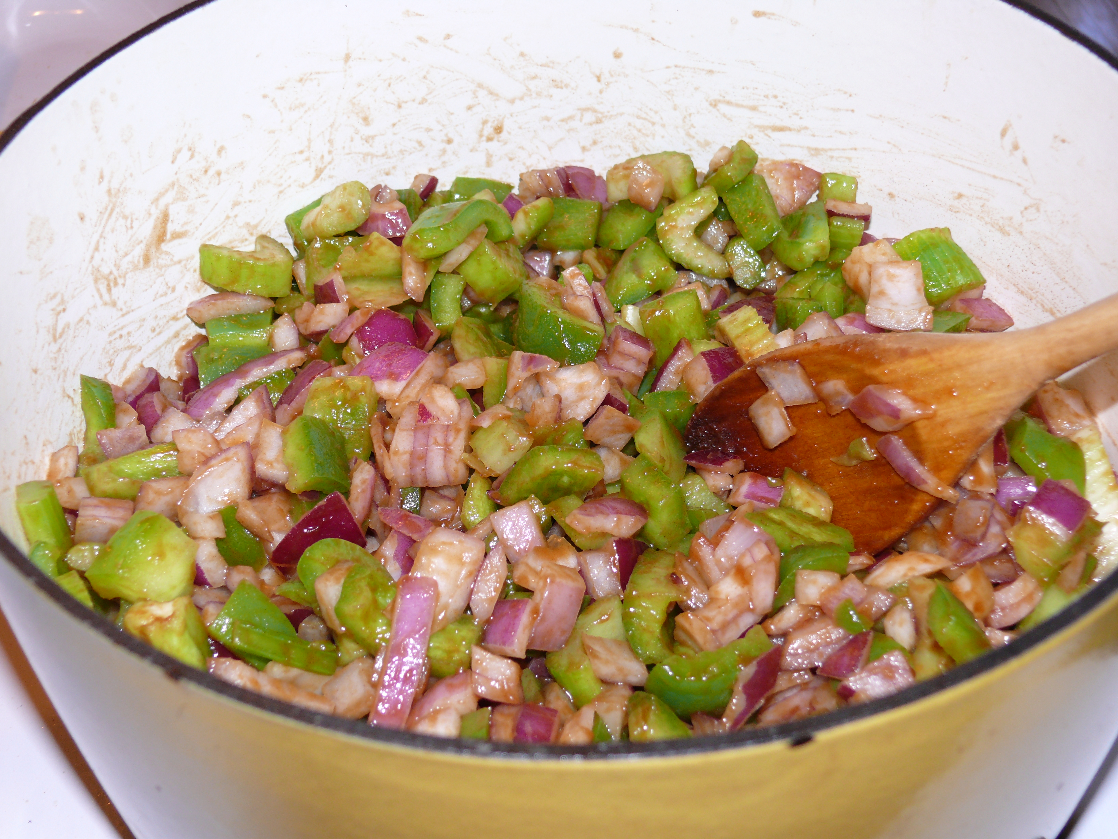 Vegetarian Gumbo 1