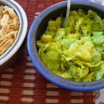Cabbage Sambharo