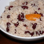 Jamaican Red Beans & Rice 1