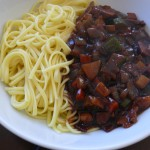 Korean Black Bean Noodles 1