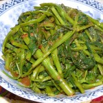 Indonesian Water Spinach