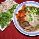 Vegetarian Pho 3