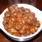 Spicy Mushroom Curry