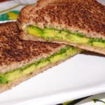 Pesto Avocado Sandwich
