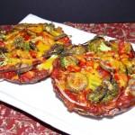 Portobello Pizzas 2