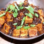 Spicy Peppery Tofu 2