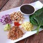 Vegetarian Miang Kham