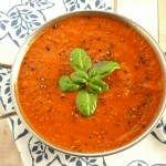 Fresh Roasted Tomato Soup