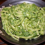 Green Coconut Noodles 2
