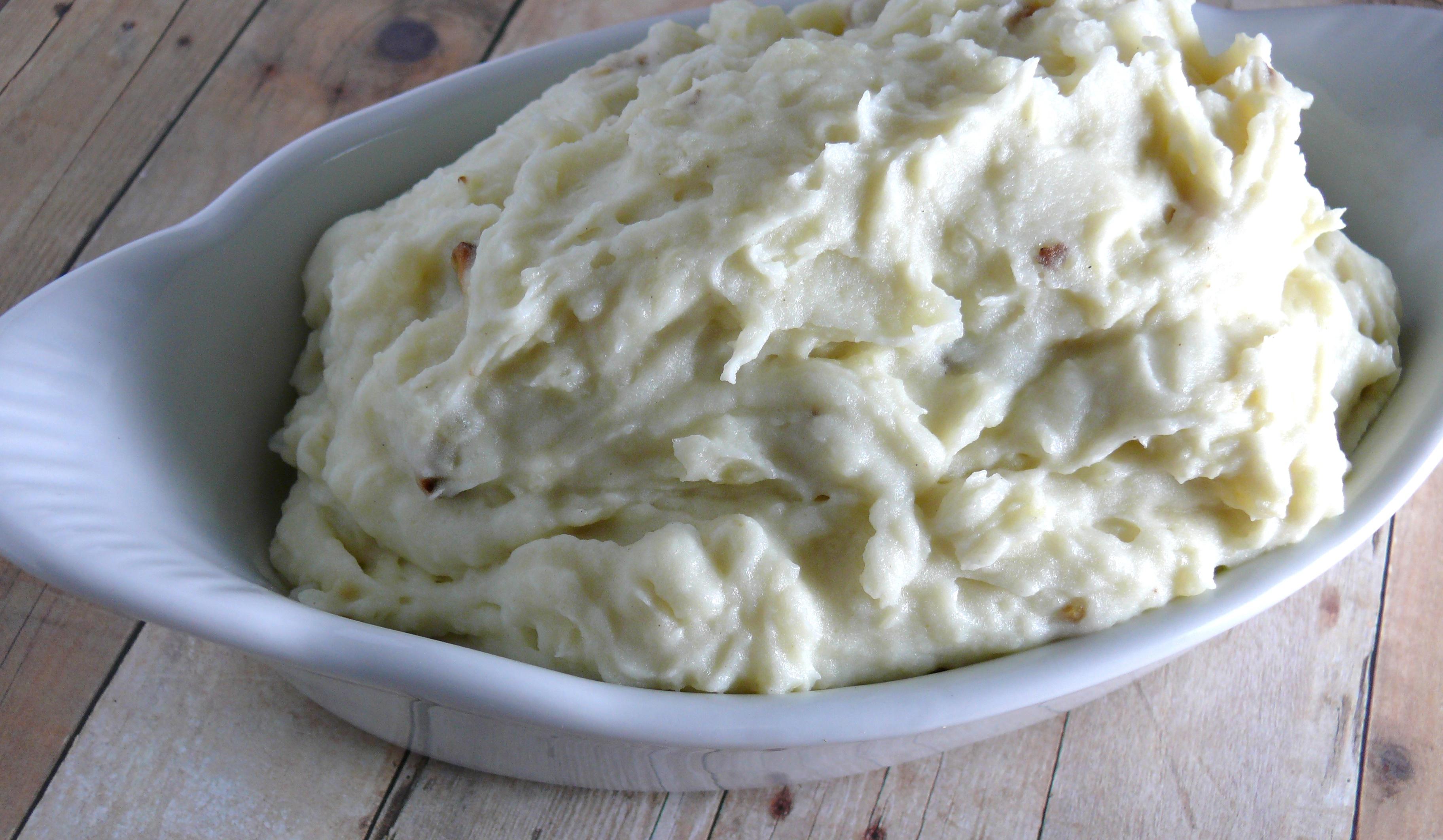 Roasted Garlic Mashed Potatoes - Mayabugs's Recipes