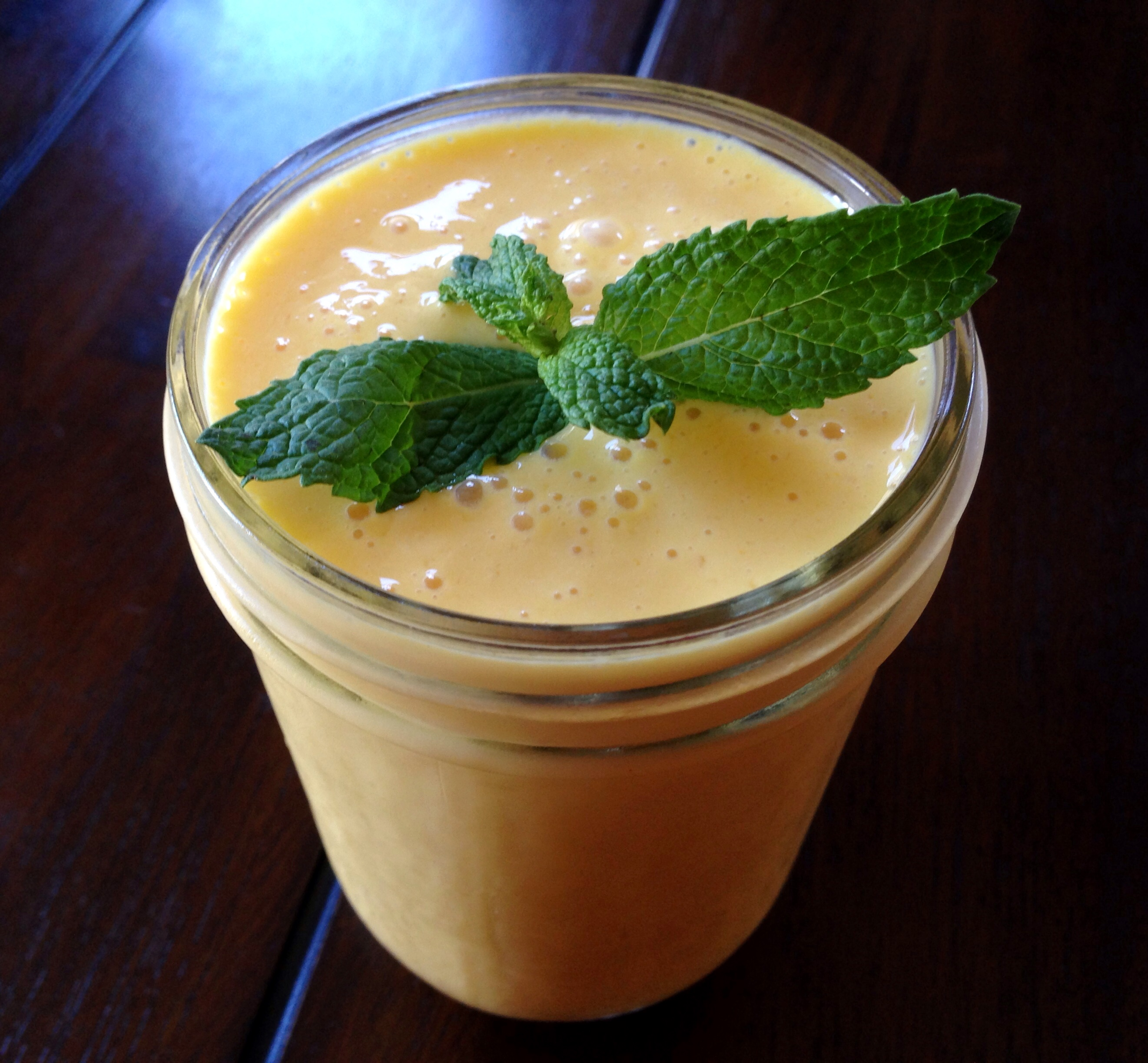 Easy Mango Lassi - Mayabugs's Recipes