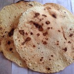Papad Cooked