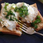 Soyrizo Gravy Breakfast Puffs