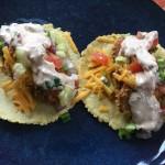 Fried Zucchini Tacos
