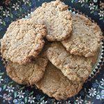 Brown Butter & Coconut Cookies