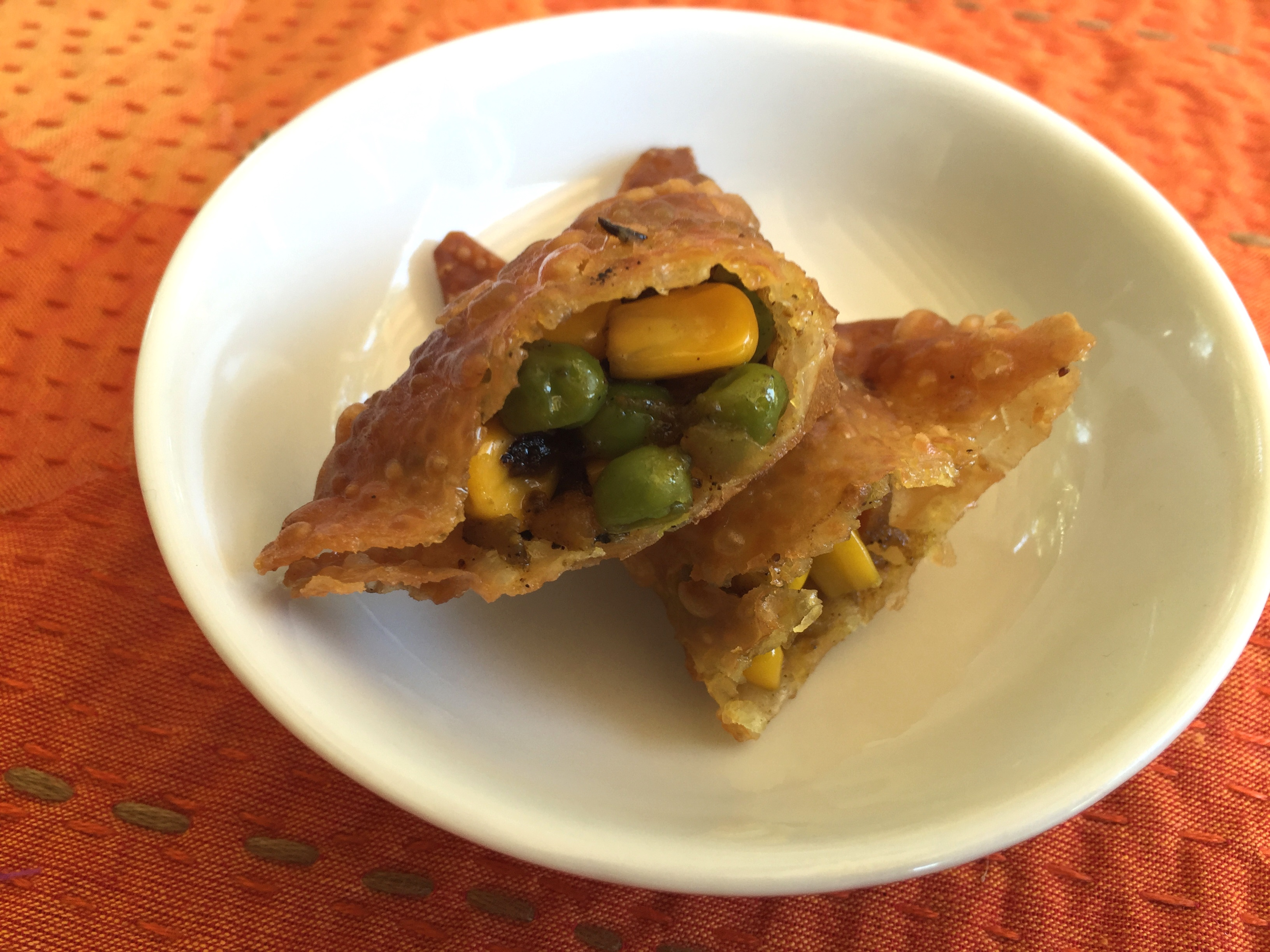 Cape Malay Samosas
