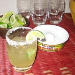Classic Margaritas with an Orange Twist
