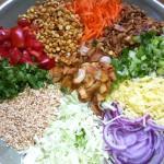 Burmese Ginger Salad