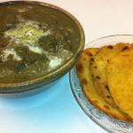 Sarson Ka Saag and Makki Ki Roti