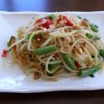 Vegetarian Papaya Salad